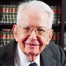 Ronald H. Coase (1910-2013)