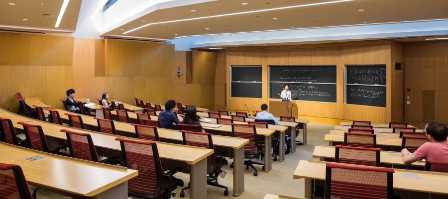 Saieh Hall for Economics Room 021