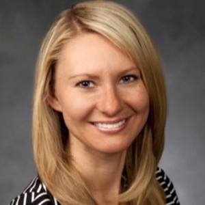 Olga Stoddard, Brigham Young University