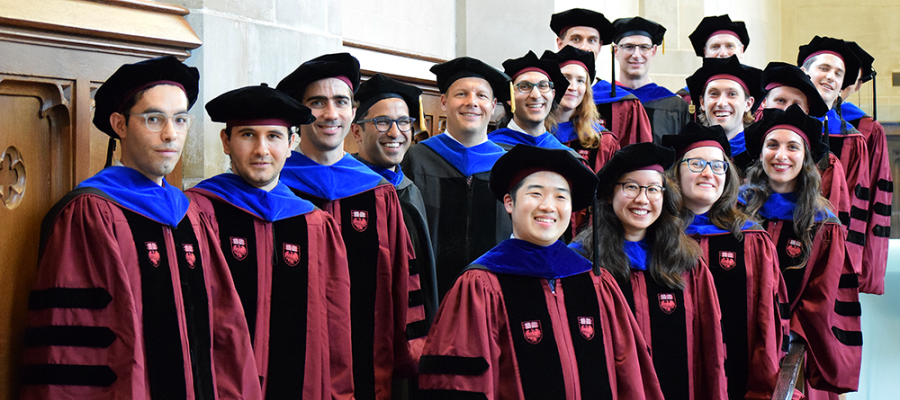 The Kenneth C. Griffin Department of Economics 2019 PhD Graduates