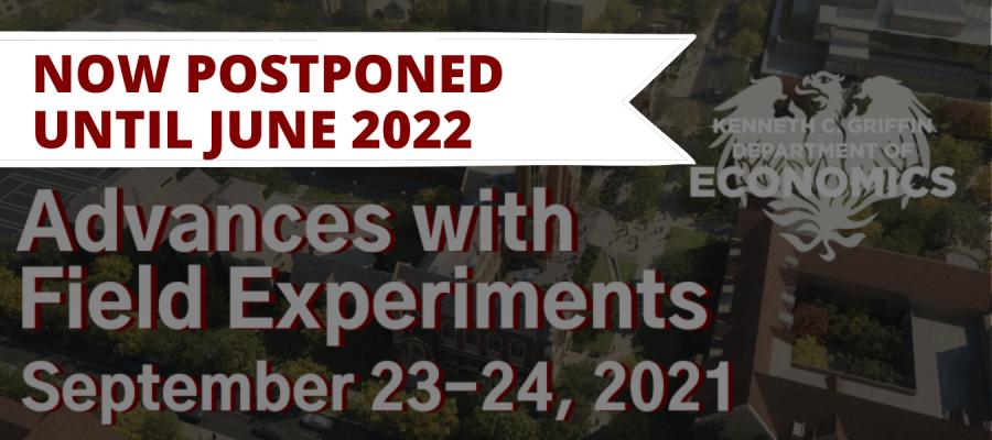 AFE 2021 Postponed until 2022