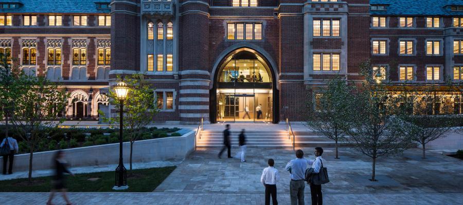 Saieh Hall for Economics