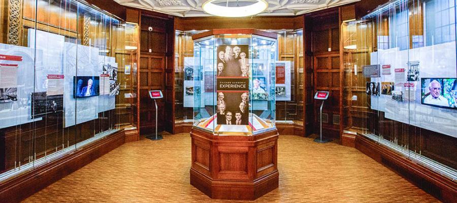 Chicago Economics Experience Exhibit