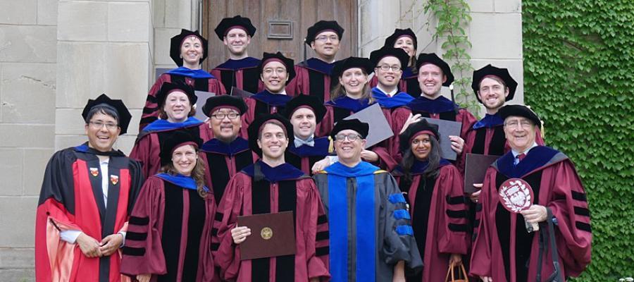 UChicago Economics PhD Graduates 2016